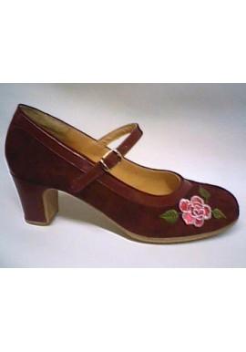 Zapato Flamenco 043