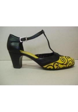 Zapato Flamenco 030