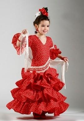 Calzado Infantil Flamenco